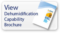 Dehumidification Capability Brochure