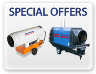 Heater Special Offers