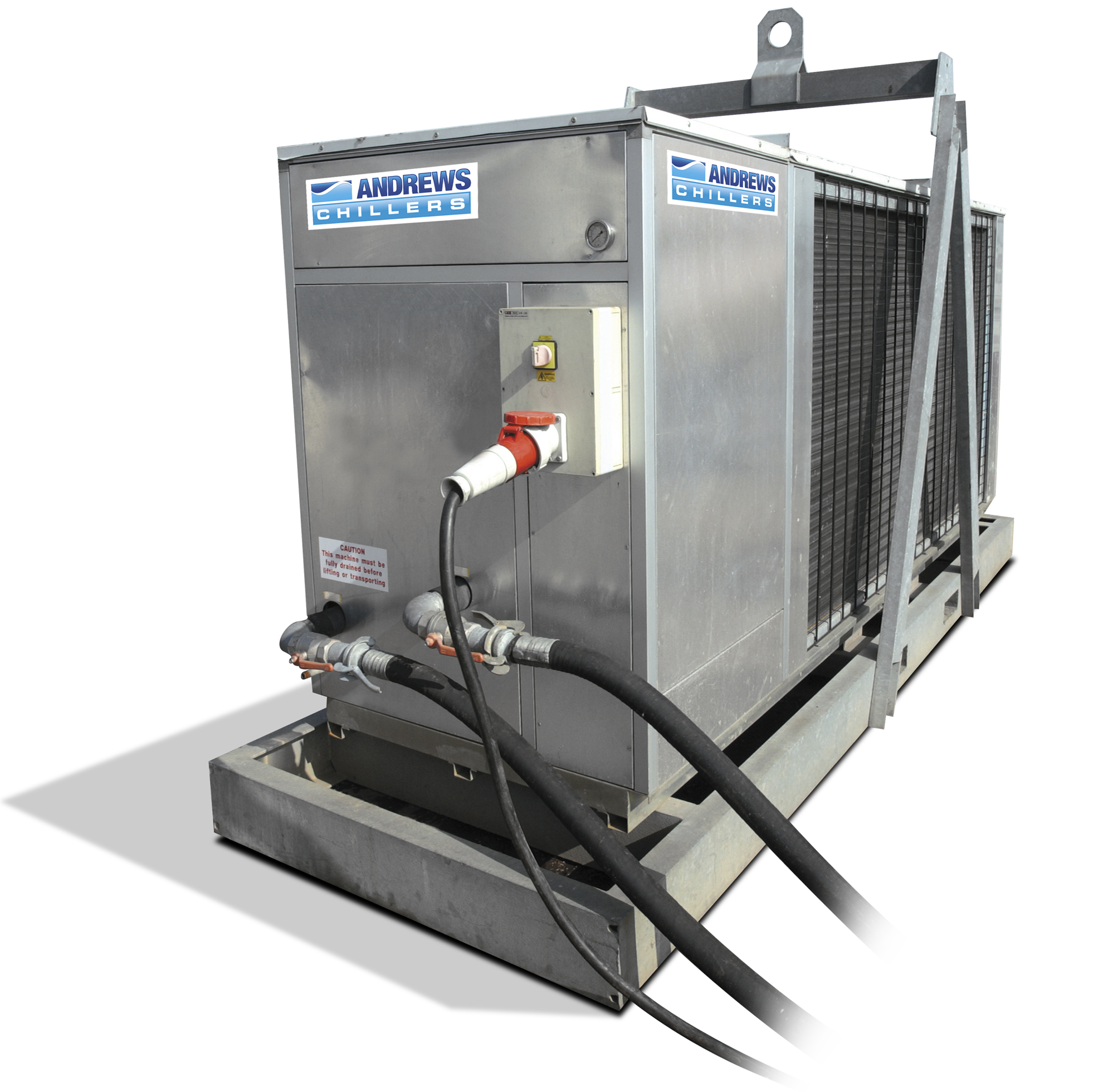 Chiller Hire View full size image #6E463C