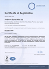 ISO 9001 Quality Accreditation