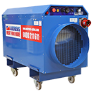 DE 190 electric heater
