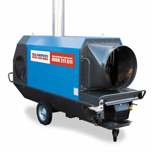 Aurora Fh 185 Indirect Fired Oil Heaters From Andrews Sykes