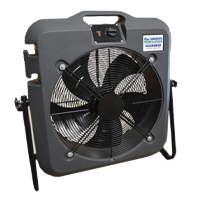 Ventilation Fans Hire - Andrews Sykes
