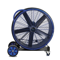 Industrial High Capacity Fans - Andrews Sykes