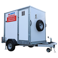 Mobile Boiler Hire - Andrews Sykes