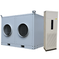 Heating Fan Coils & Air Handler Hire - Andrews Sykes