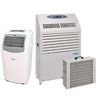Portable Air Conditioner Hire - Andrews Sykes