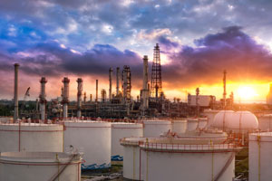 Petrochemicals Refineries