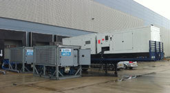 Emergency Chiller Hired from Andrews Sykes