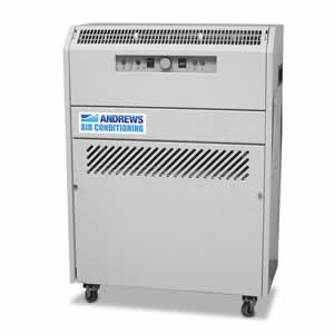 ET 15 portable air conditioner Angle View