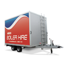 250kW Trailer Mounted Boiler