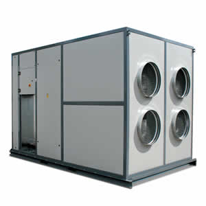 300 kW Air Handling unit