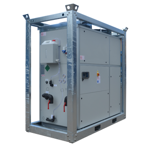 50kW Series 2 Fluid Chiller