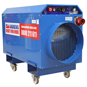 DE 190 portable electric heater