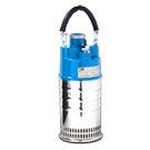 P 1001 Submersible drainer pump
