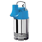 P 1501 Submersible drainer pump