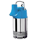 P 2001 Submersible drainer pump