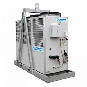 100kW fluid chiller anglee