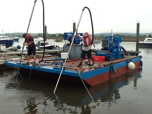 Marina Pumps   Port, Harbour & Dockside Pumping   Sykes Pumps