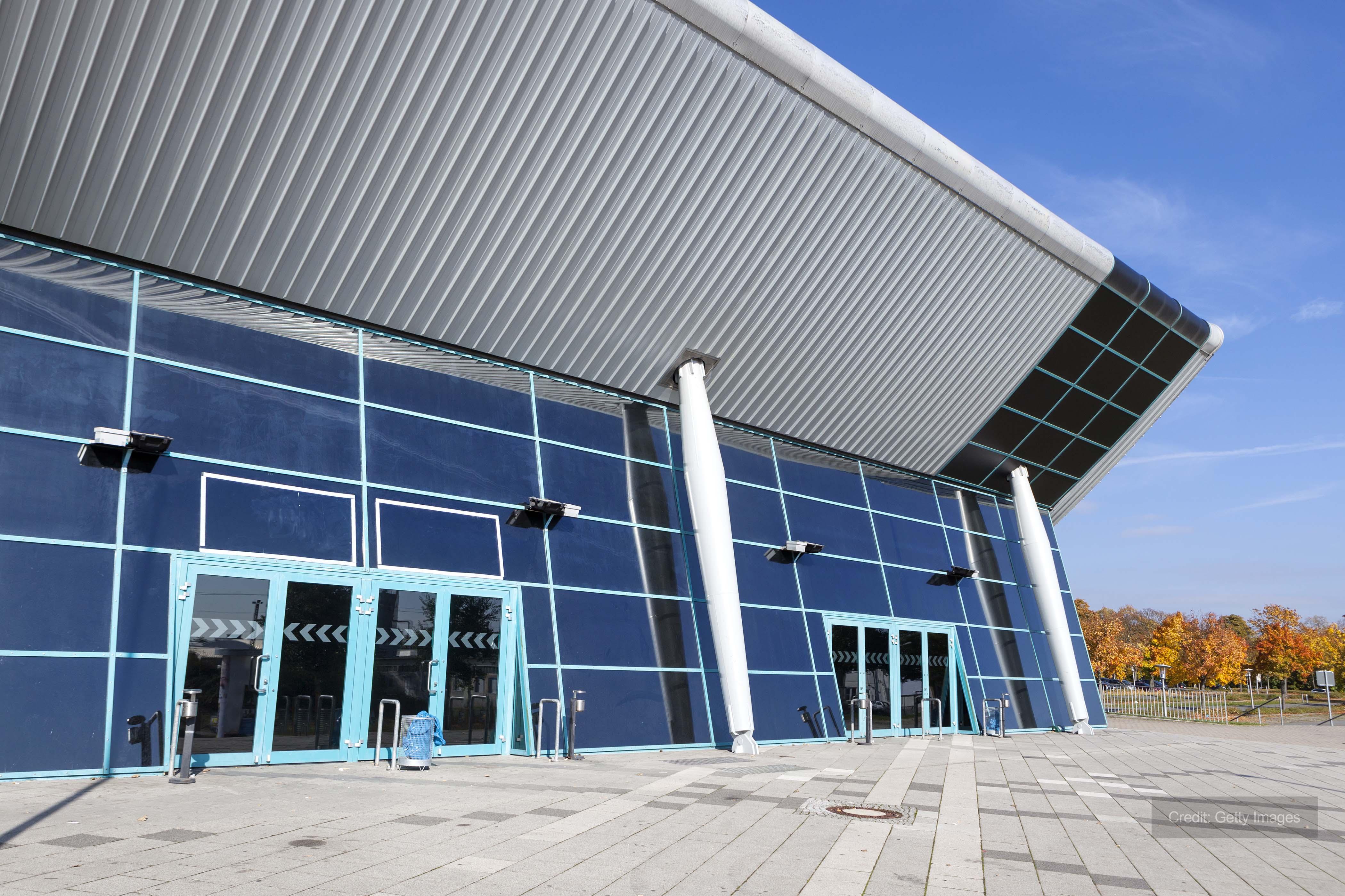 Andrews Boilers heat leisure centre in Devon