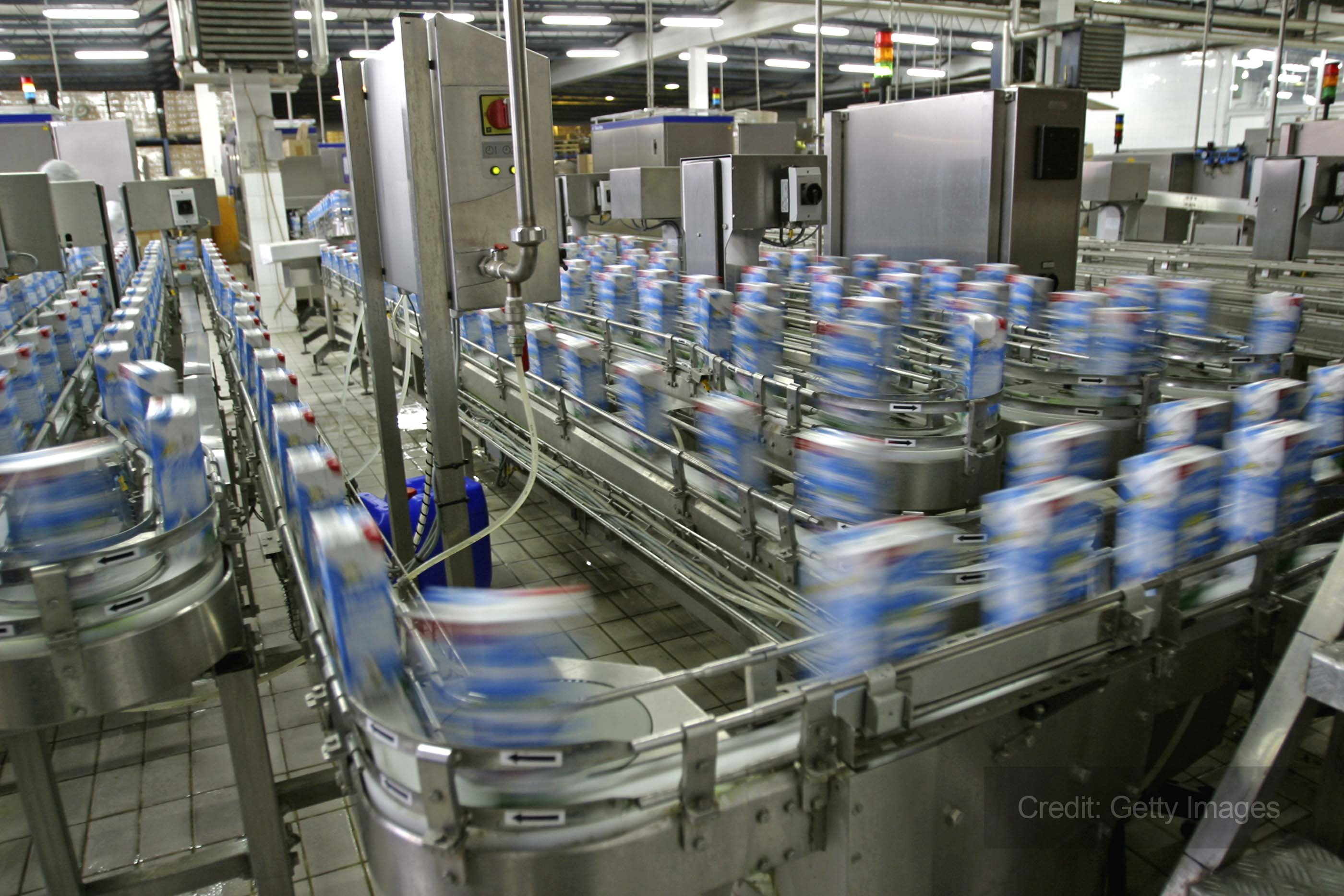 Beverage factory in need of Andrews Air Conditioning