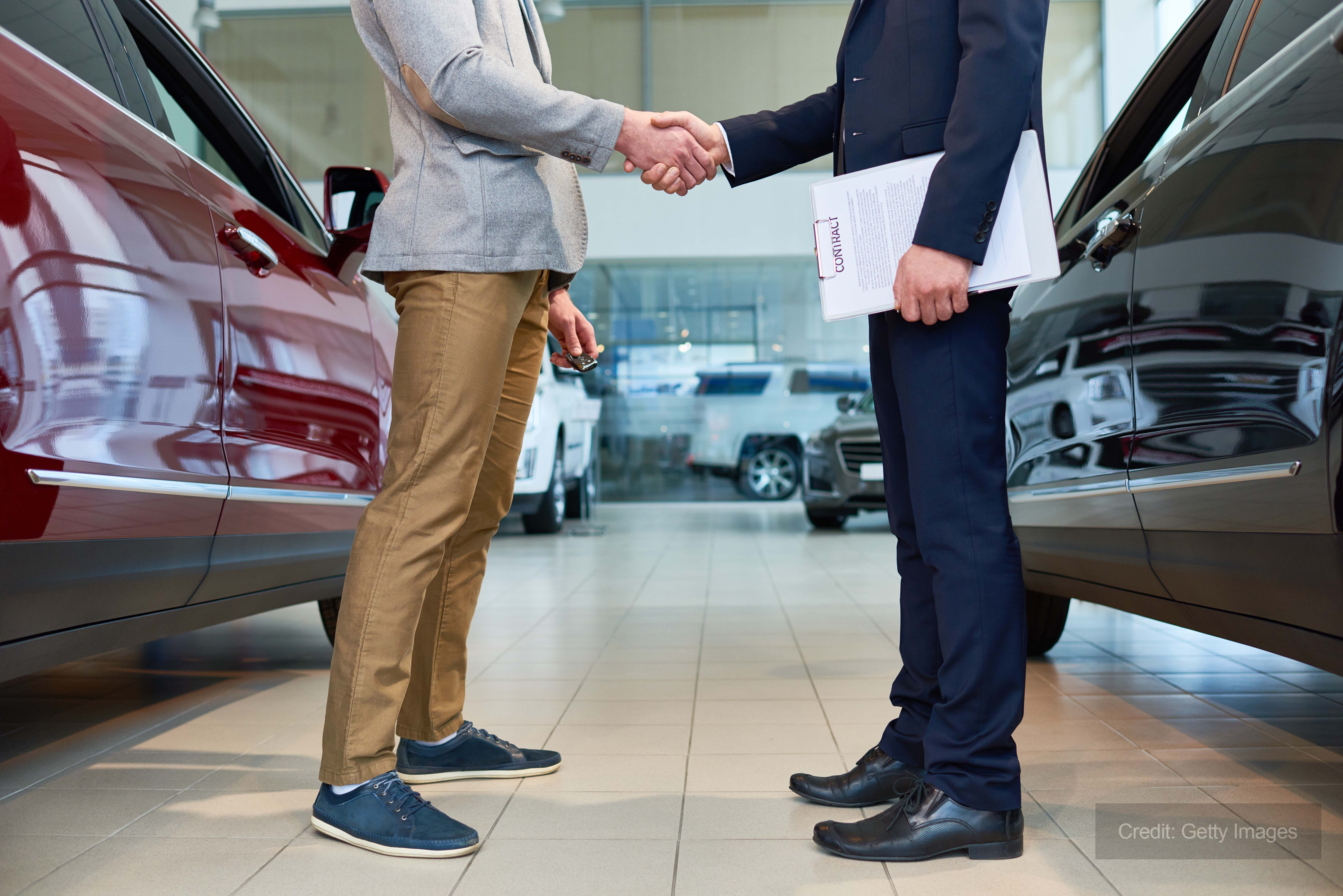 Andrews Air Conditioning provide cooling for car showroom