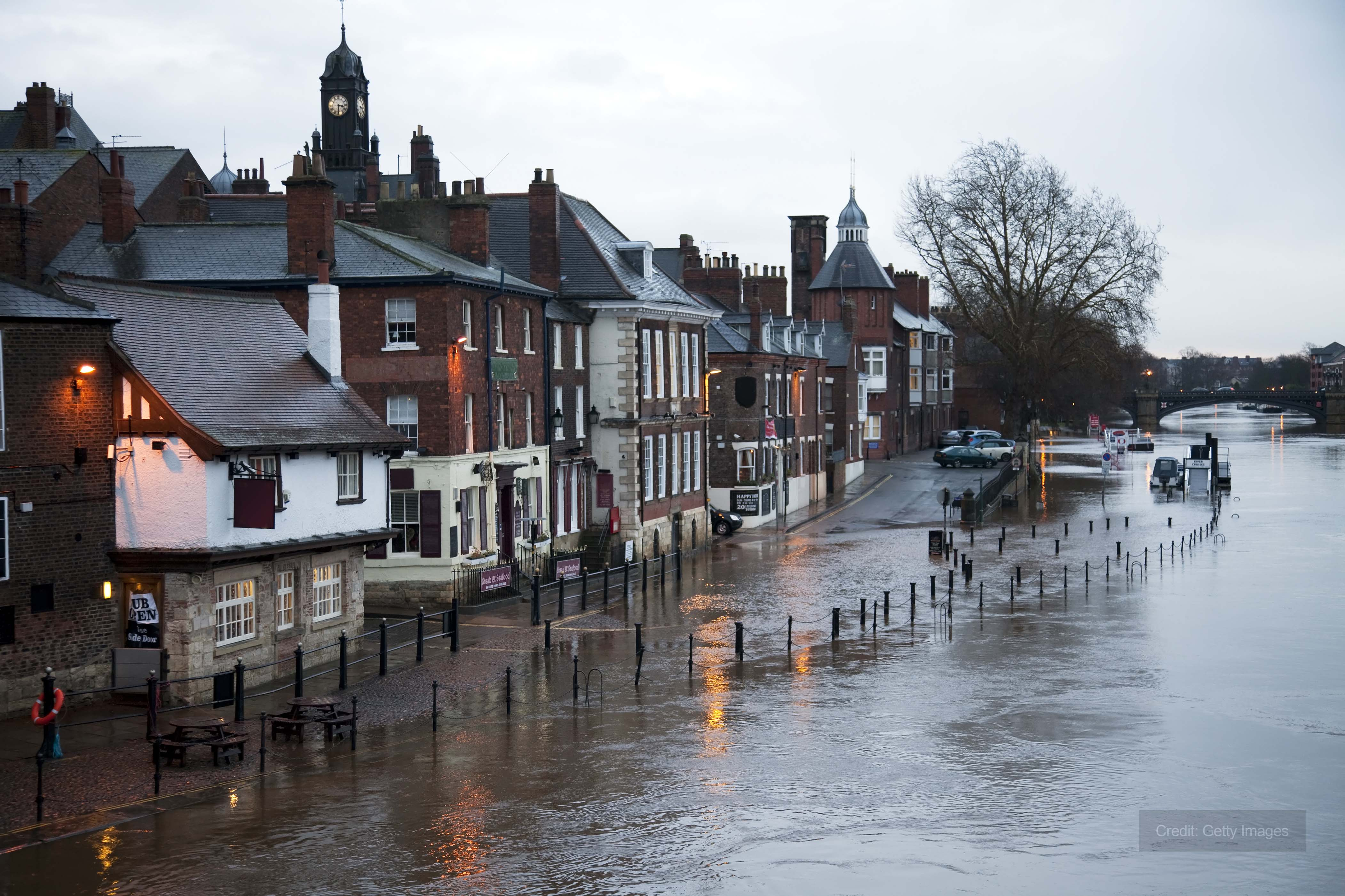 Surrey home owners turn to Andrews Dehumidification hire – to help recover from major flooding