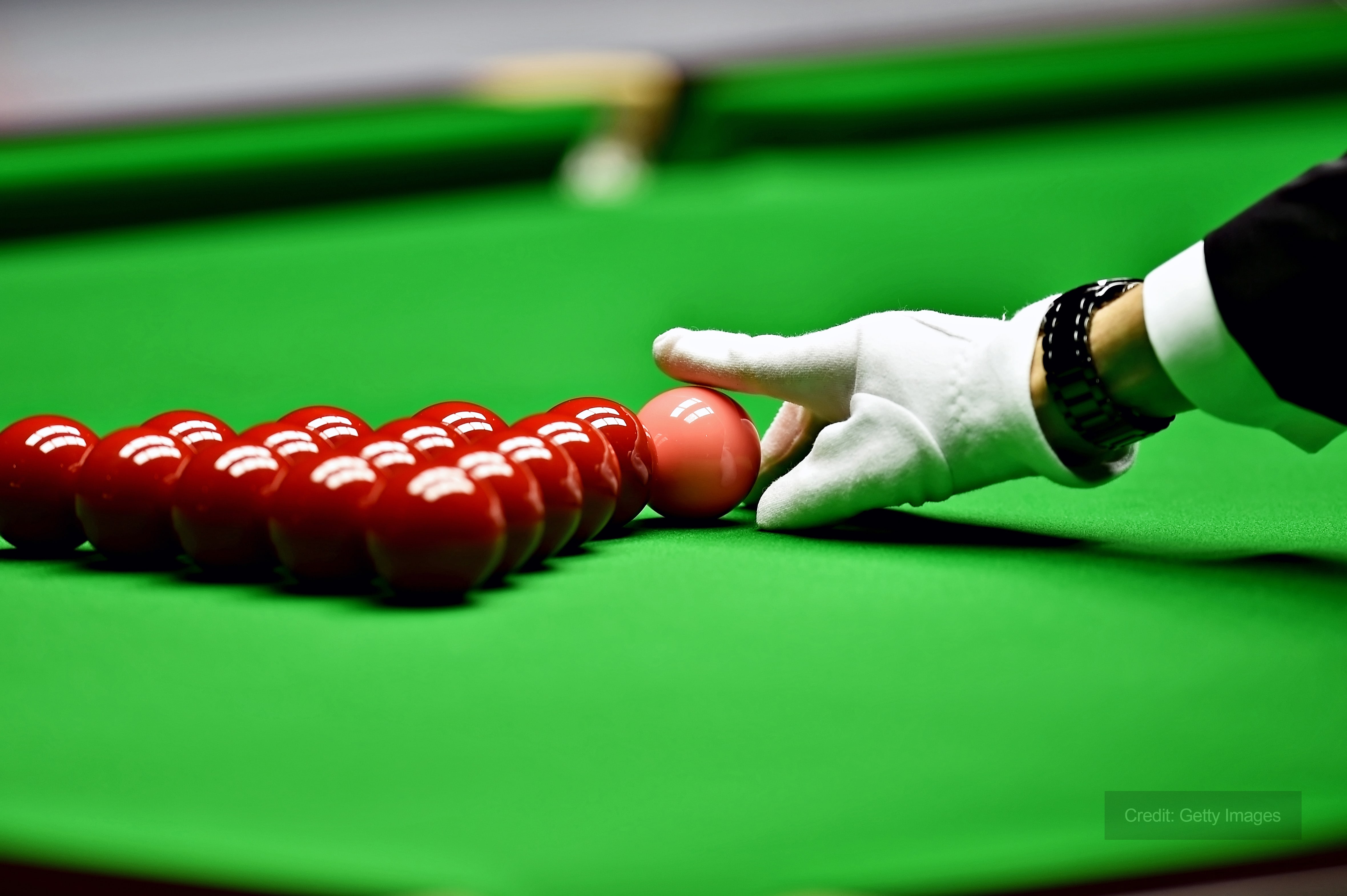 Major snooker competition seeks temporary climate control
