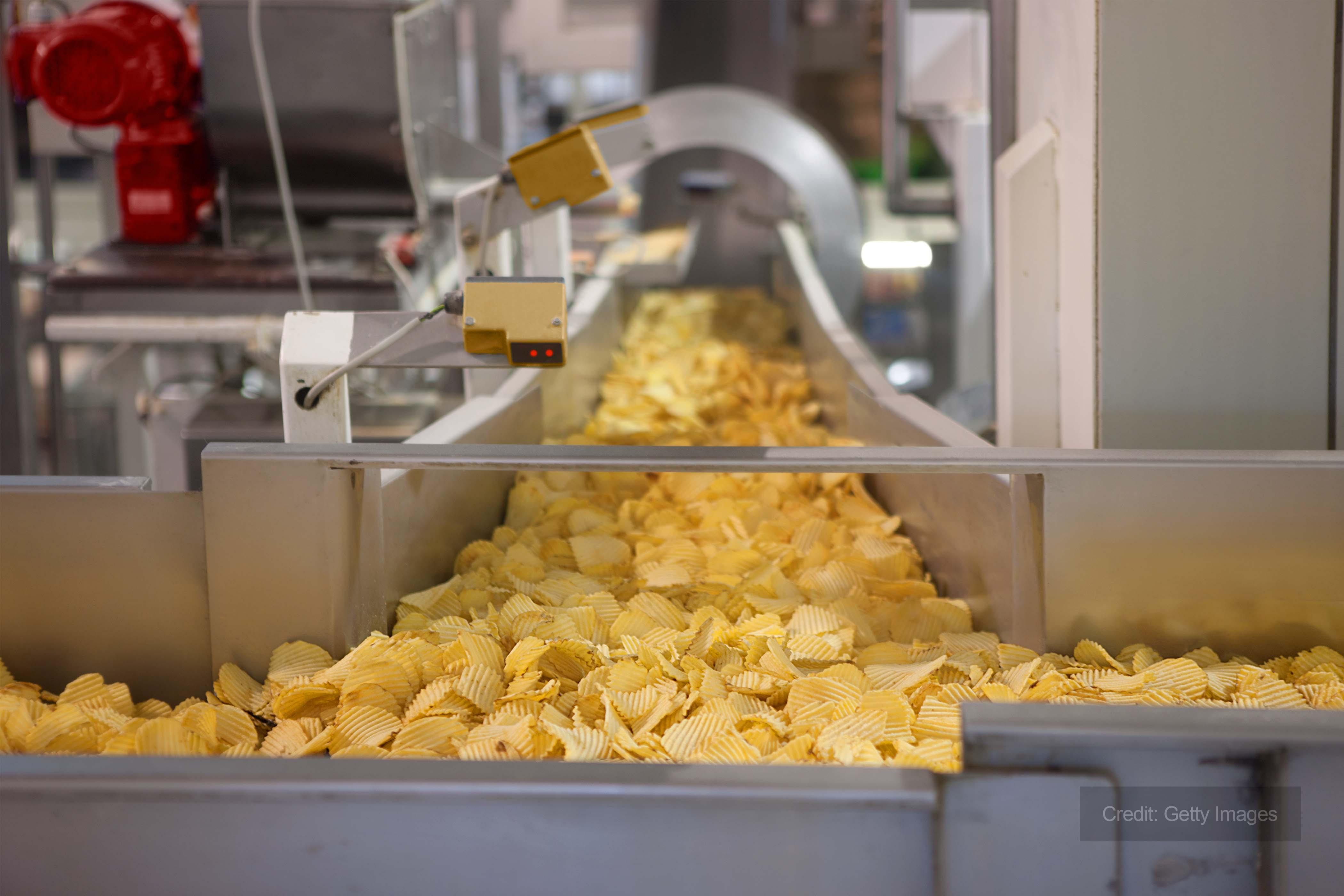 Staff cooled for snack manufacturer