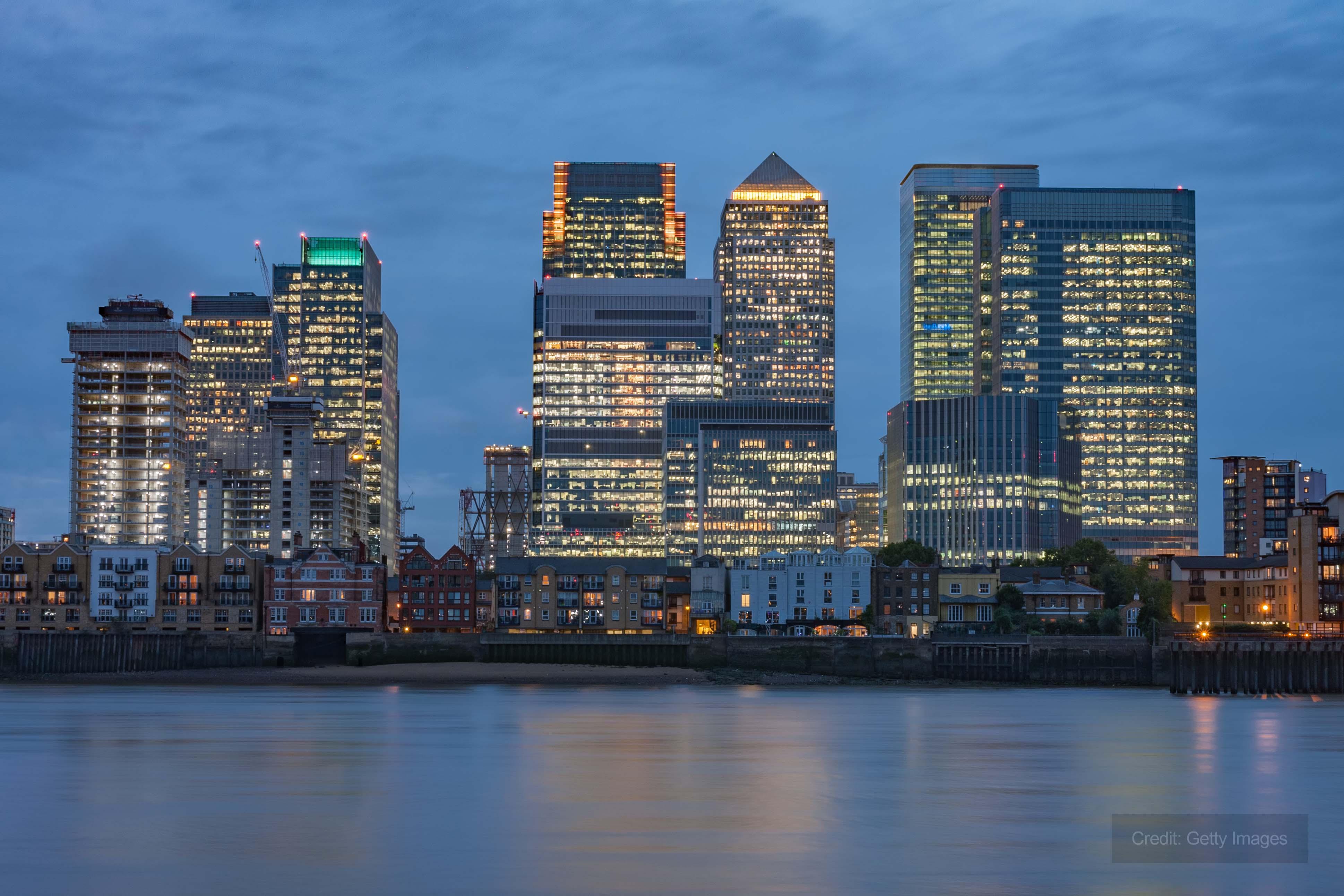 London building site requires dehumidification equipment