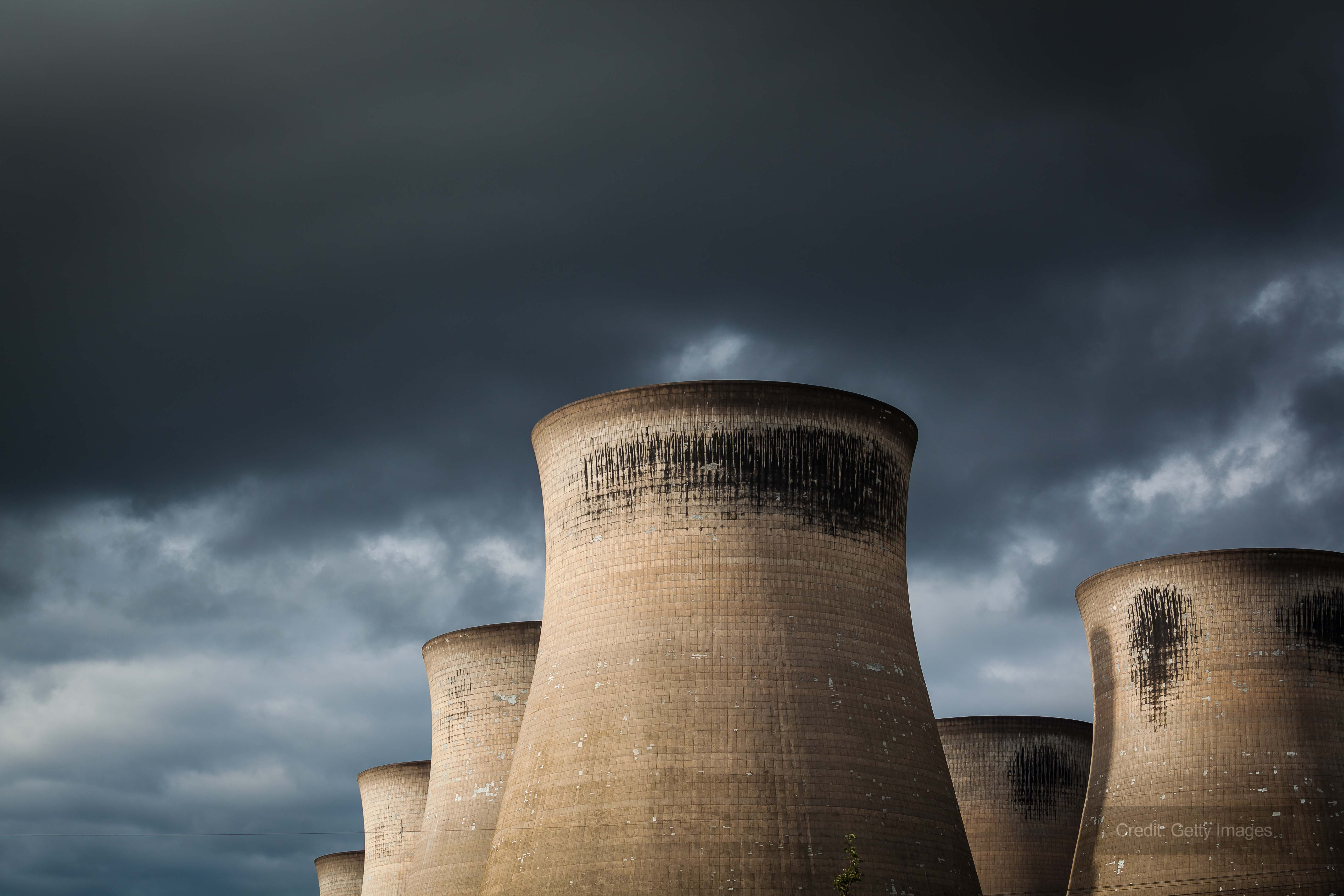 Andrews Chillers aid power station closure