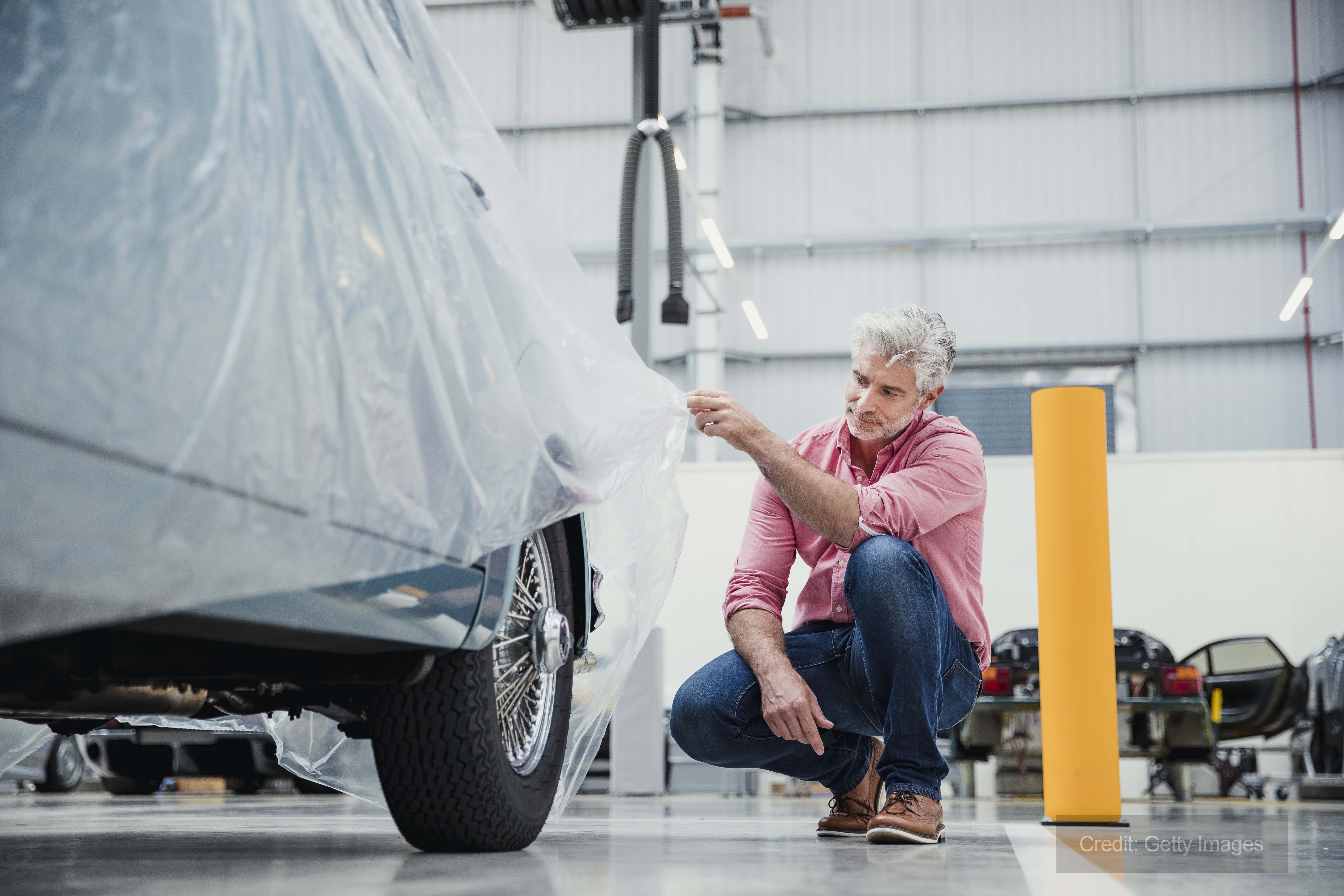 Automotive parts manufacturer remains productive despite heatwave