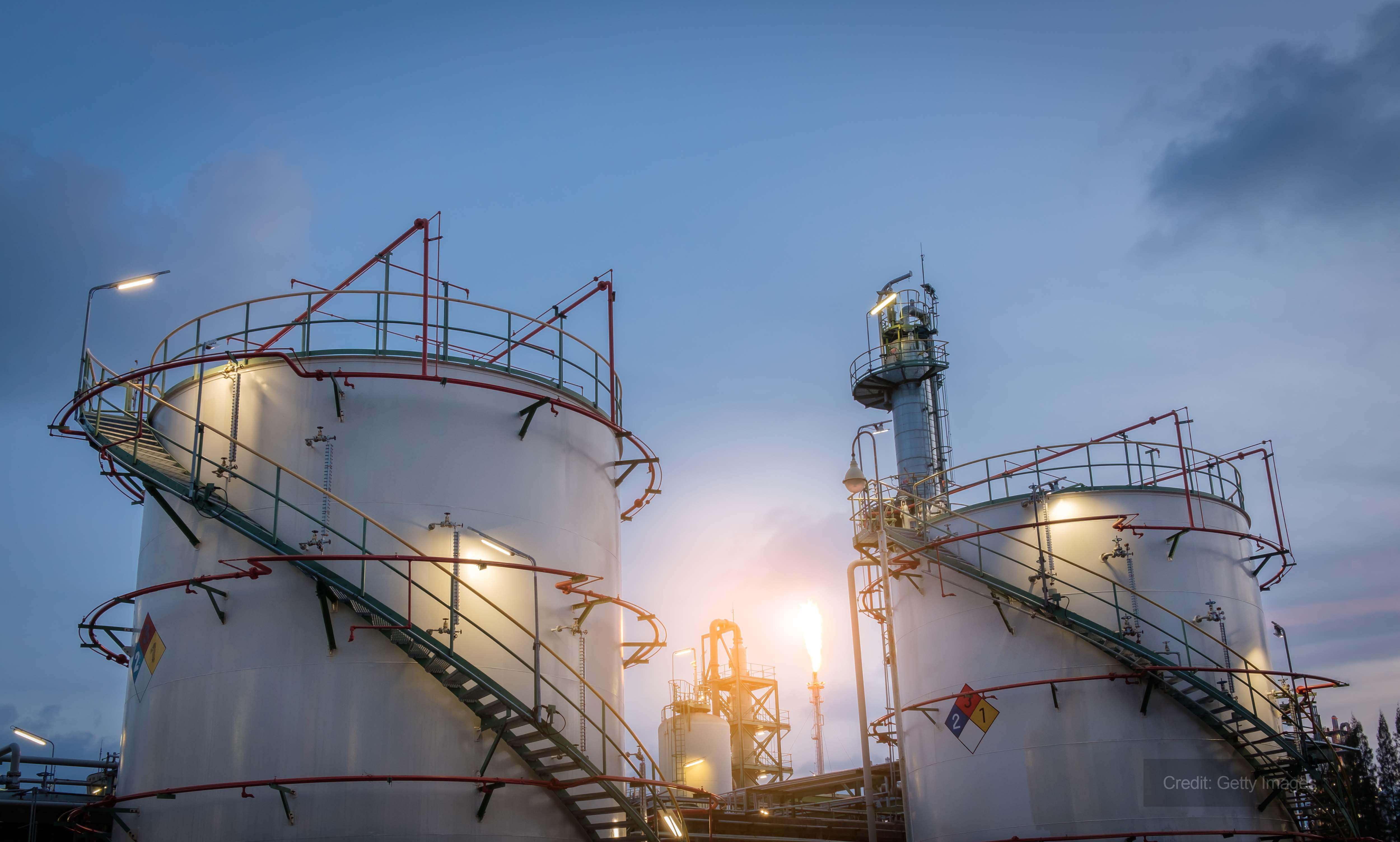 Andrews provide temporary boiler during refinery shutdown