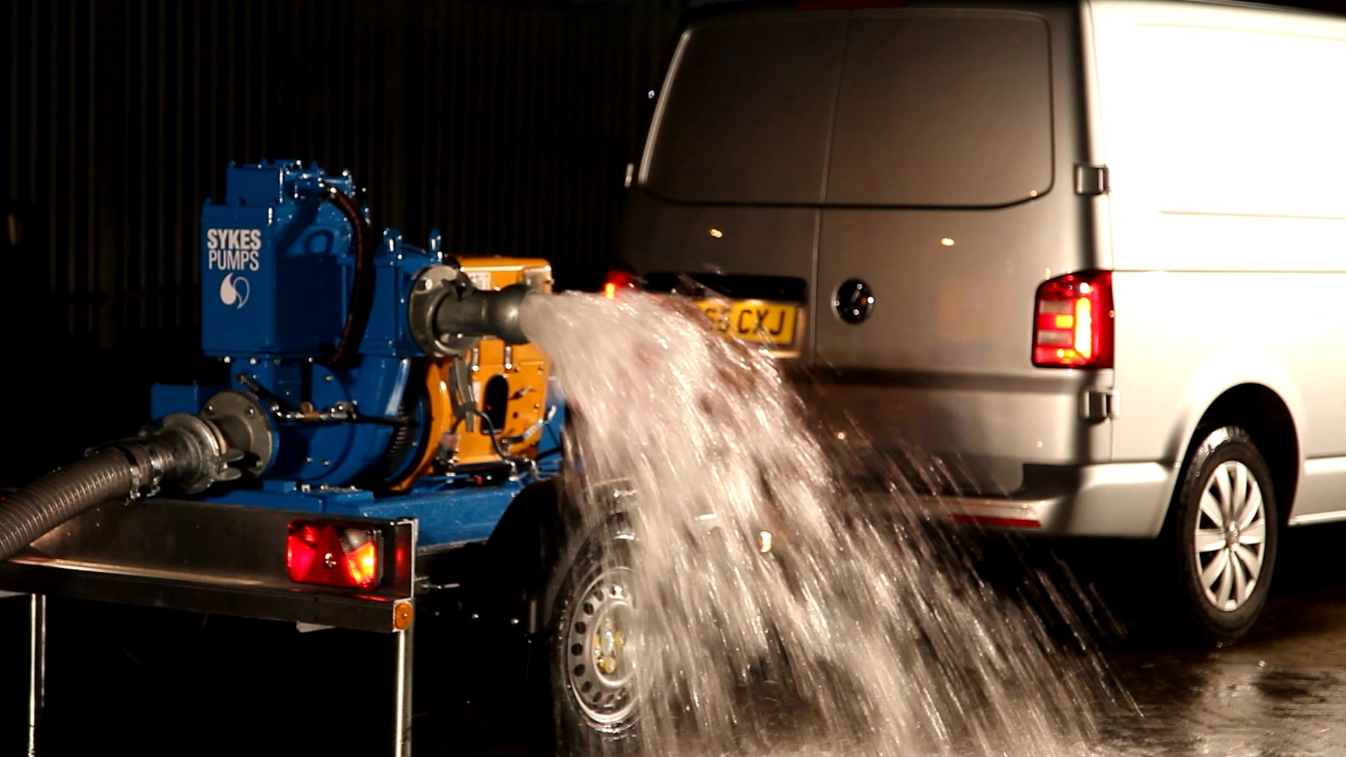Sykes Pumps cut emergency reaction times with new innovation
