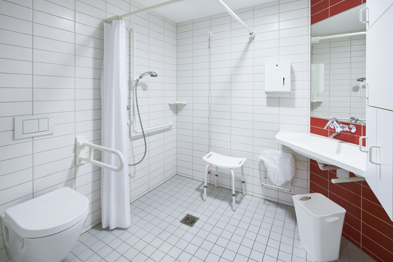 Care home washrooms made safe with the help of Andrews heater hire
