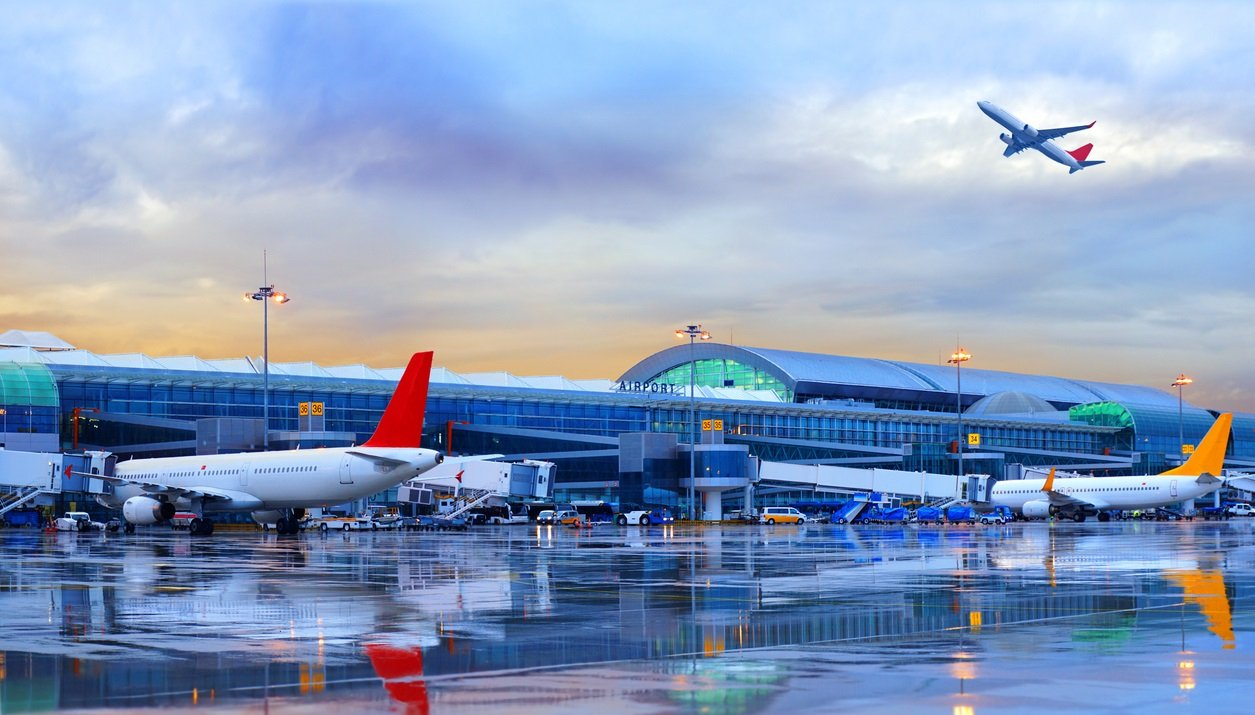 Sykes Pumps help major international airport avert potential flood risk
