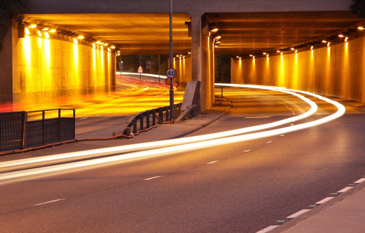 Andrews provide ventilation hire for road improvement works