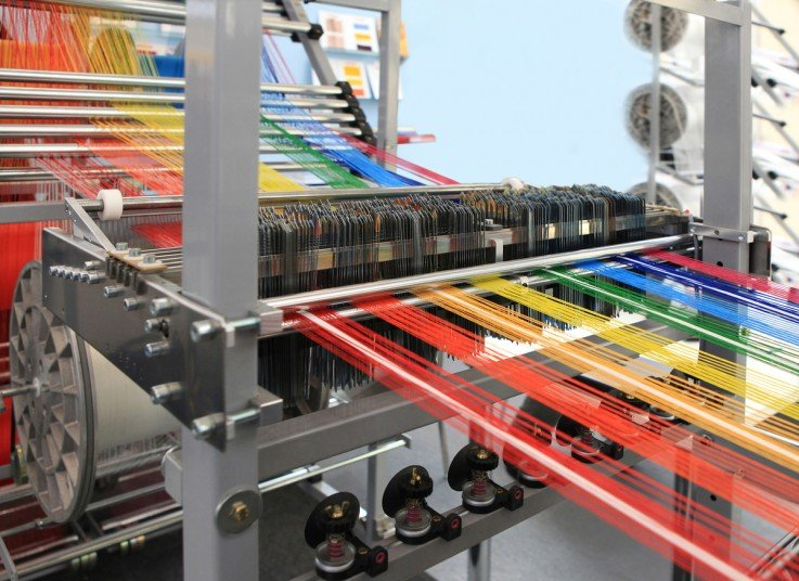 Andrews Ventilation Hire provides textile manufacturer with an extraction solution