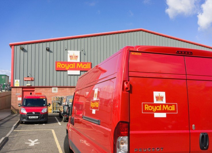 Royal Mail seek heating solution from Andrews Heat for Hire