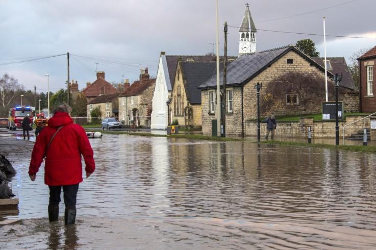 Sykes Pumps help local council avert flooding