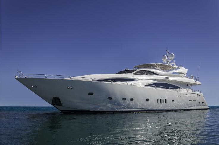 Andrews provide temporary ventilation equipment for luxury yacht refurbishment