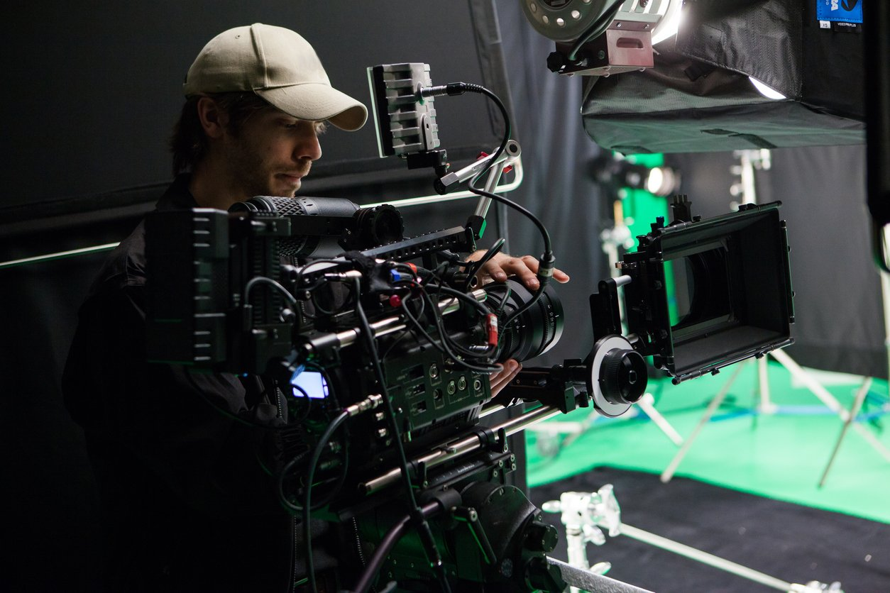 Andrews Heat for Hire drafted in to heat a film set for well-known production company