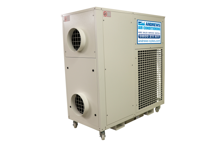 Andrews further extend range of high performance air conditioning units
