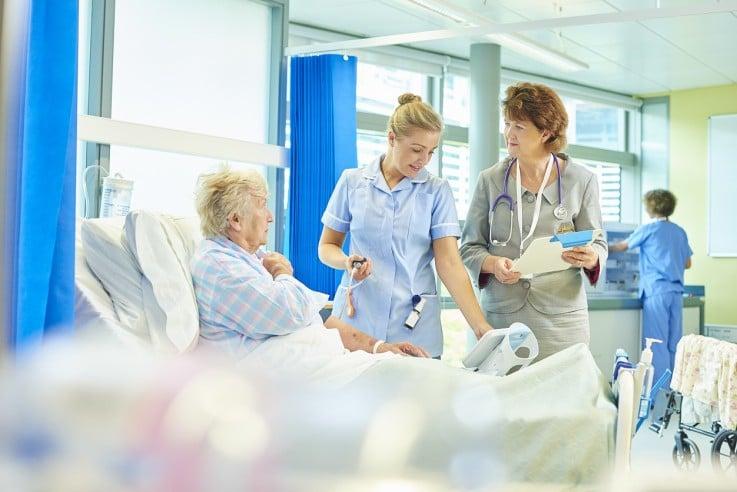 London hospital seeks emergency cooling for high dependency ward