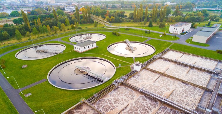East Anglian sewage treatment works kept operational by Andrews Chillers