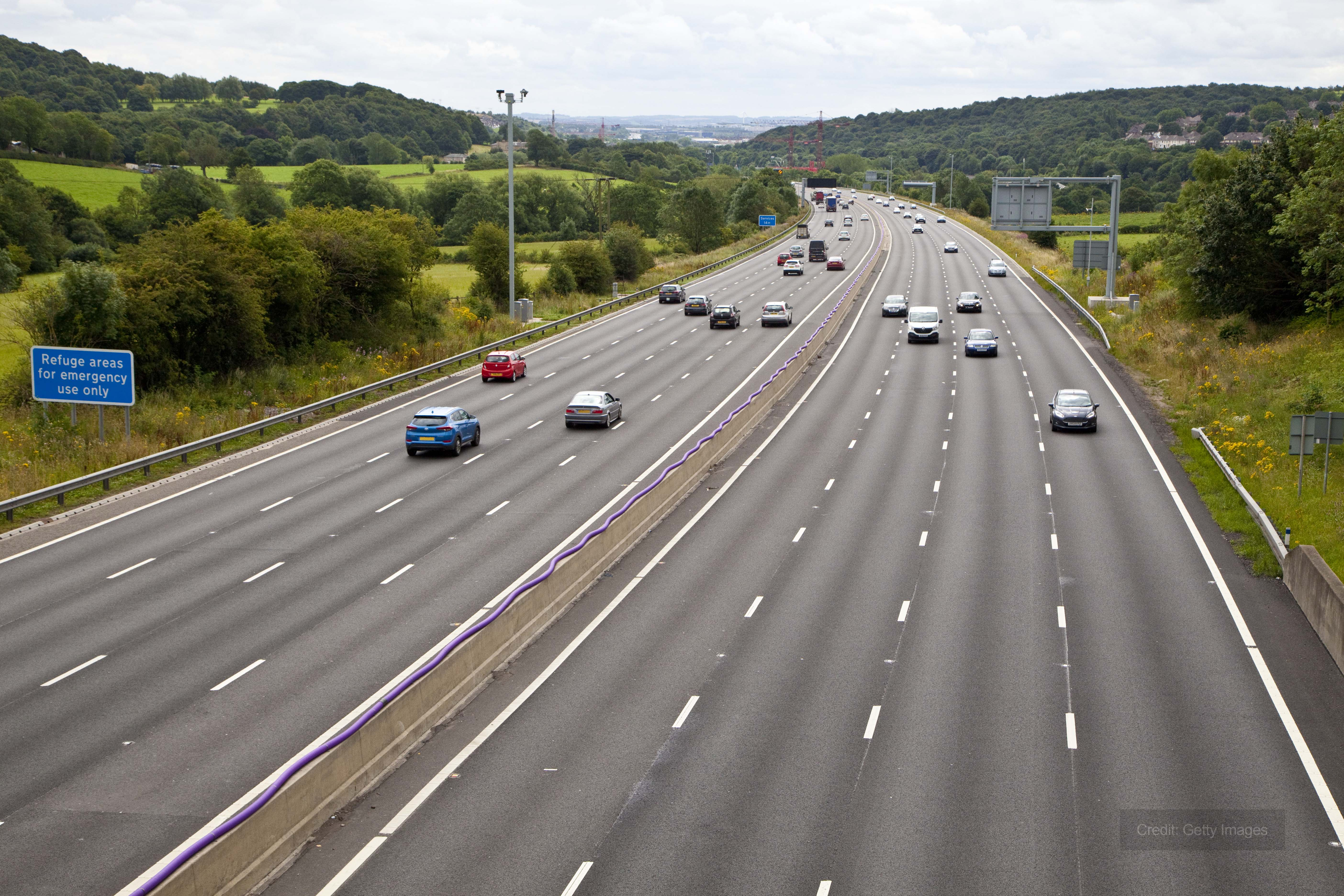 Andrews Heat for Hire provides emergency heating for motorway service