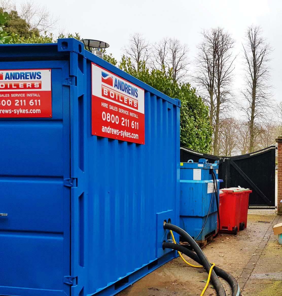 Kent spa suffers major boiler breakdown