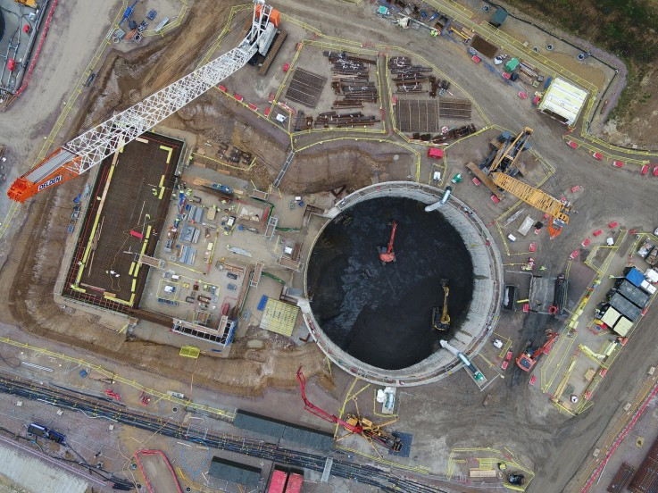 Sykes Pumps provide solution for record-breaking infrastructural project