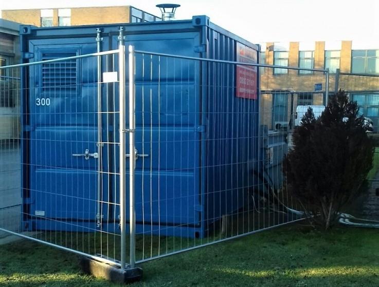 University building seeks Andrews Boiler Hire