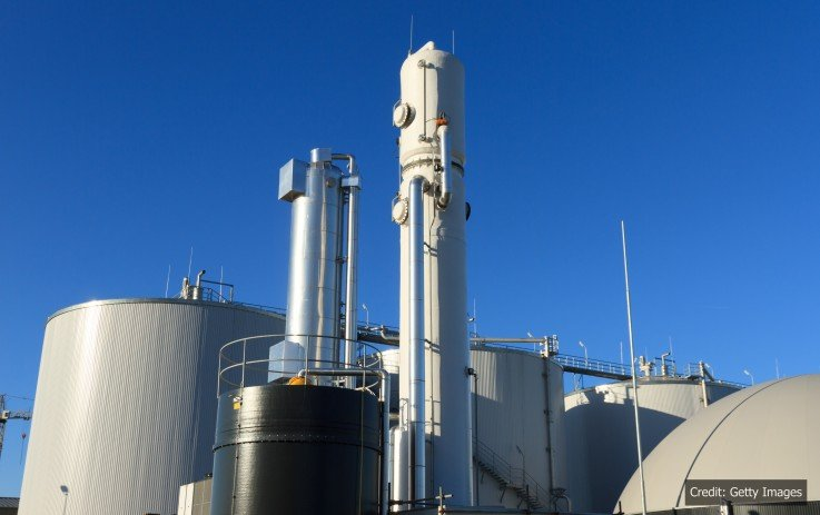 Anaerobic digestion site requires Andrews Boiler Hire